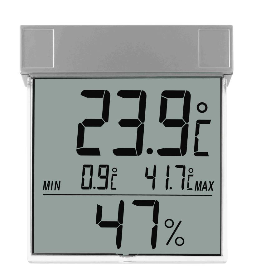 Okenní vlhkoměr TFA 30.5020 (i venkovní použití)