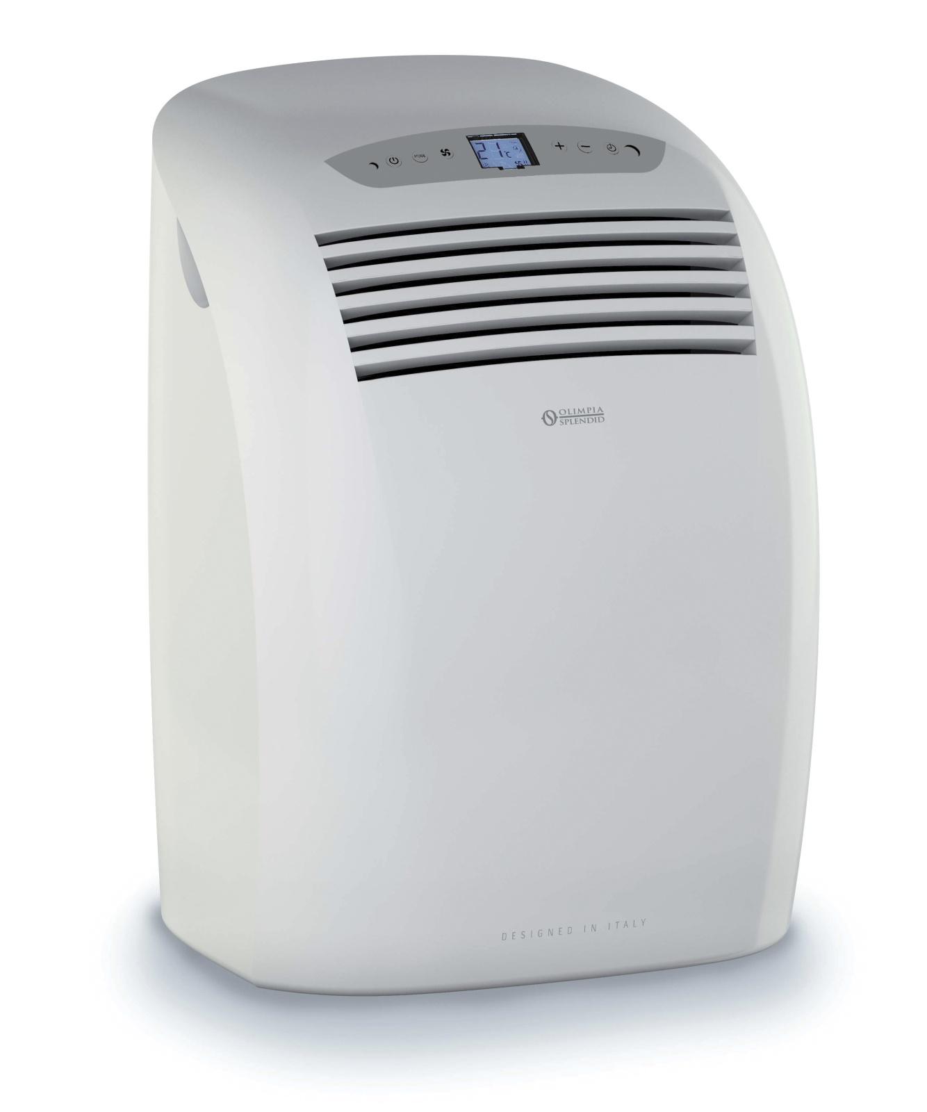 Mobilní klimatizace Olimpia Splendid Nano Silent + Prodloužená záruka 3 roky + ZDARMA SERVIS bez starostí