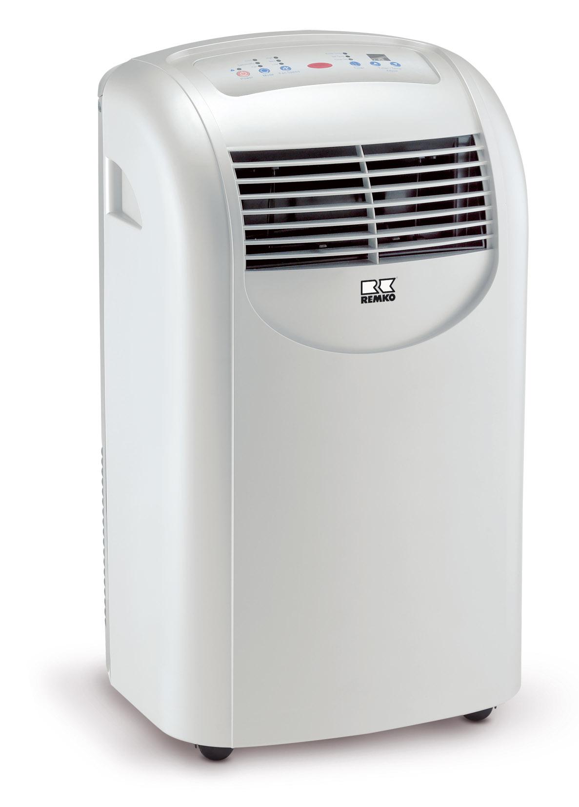 Mobilní klimatizace REMKO MKT251 bílá + Prodloužená záruka 3 roky + PREMIUM Servis Remko