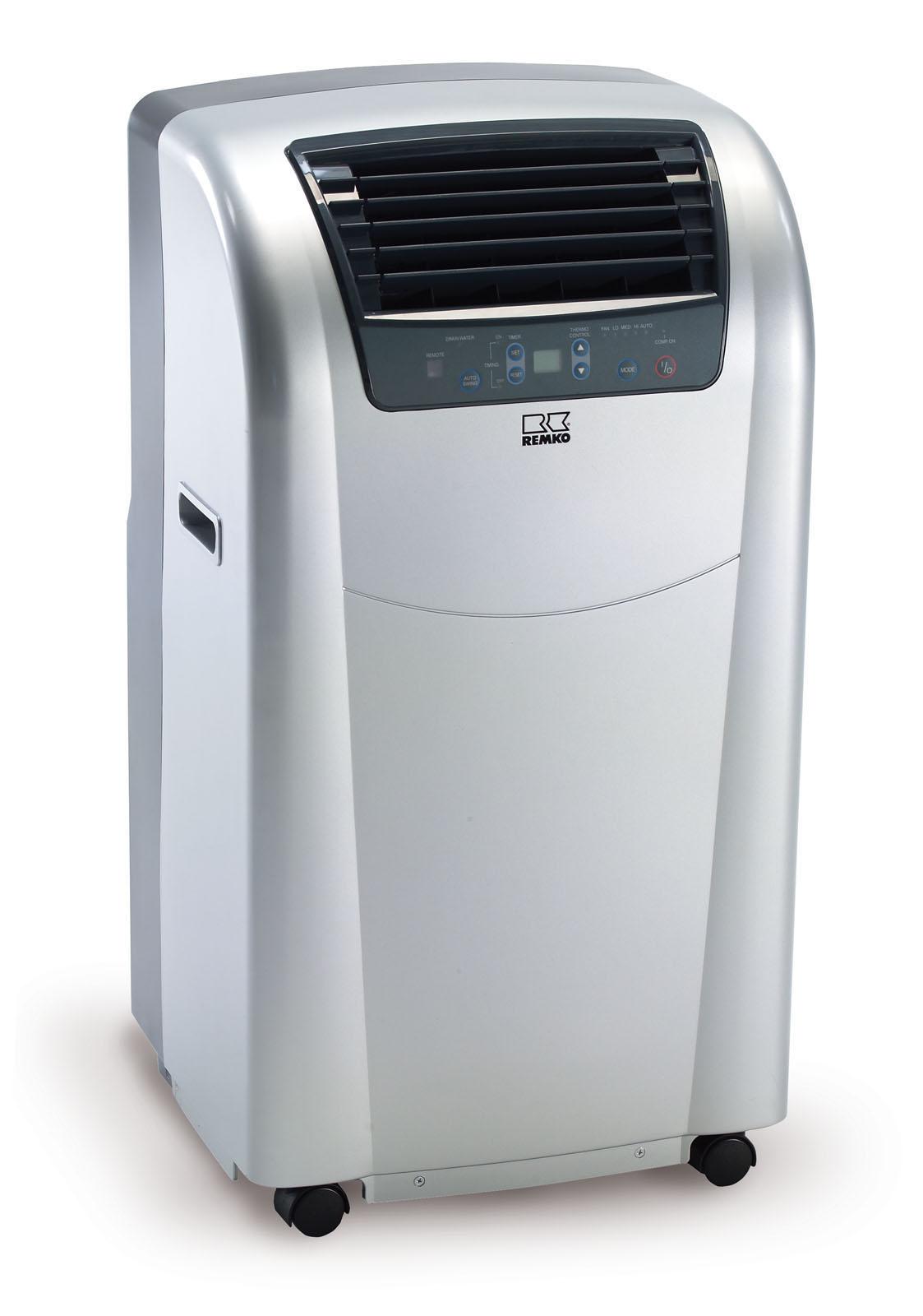 Mobilní klimatizace REMKO RKL300 S-line + Prodloužená záruka 3 roky + PREMIUM Servis Remko
