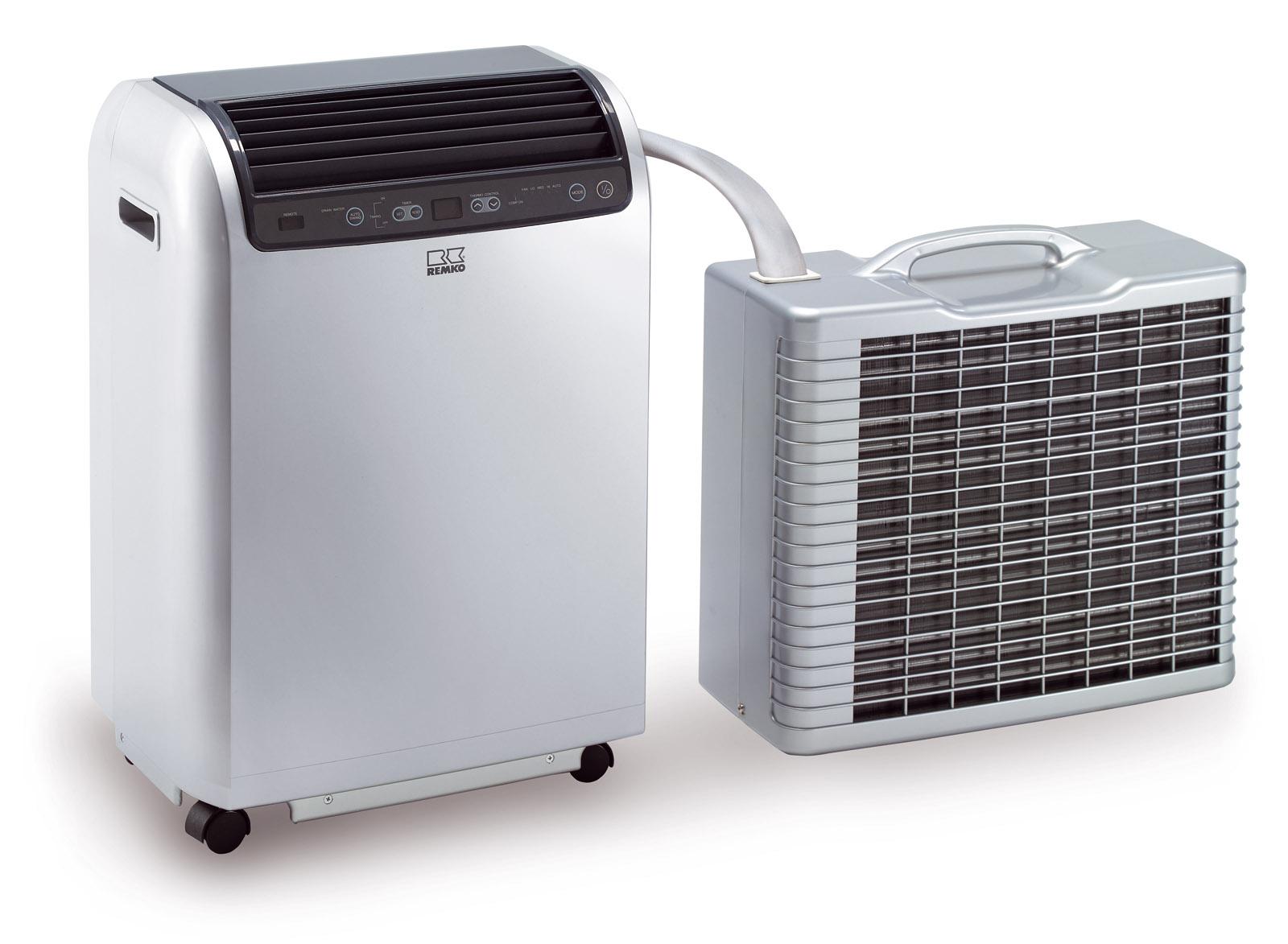 Mobilní klimatizace REMKO RKL491DC S-line + Prodloužená záruka 3 roky + PREMIUM Servis Remko