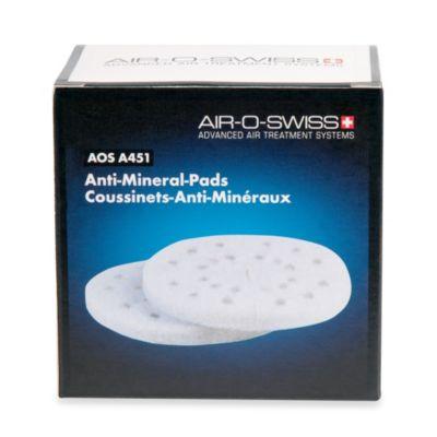 Demineralizační vložky A451 (sada 6ks)