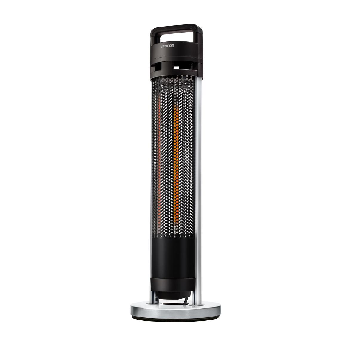 Karbonový infrazářič Sencor SHH 1090BK