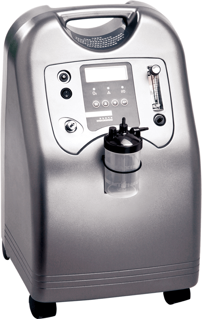 Kyslíkový koncentrátor V8 High-Volume