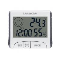 Digitální teploměr a vlhkoměr - Lanaform LA120701