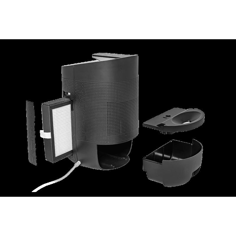 Odvlhčovač a čistička vzduchu Concept OV1210 PERFECT - černý