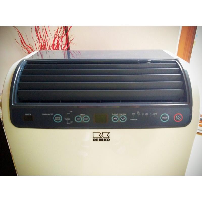 Mobilní klimatizace REMKO RKL495DC bílá