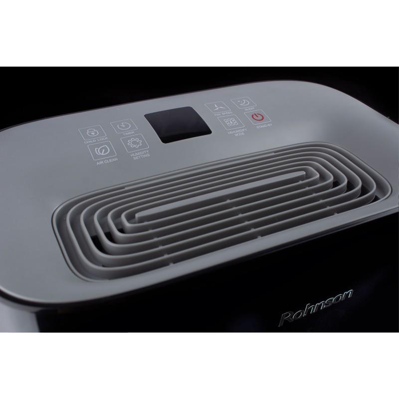 Odvlhčovač vzduchu Rohnson R-9280 Ionic + Air Purifier