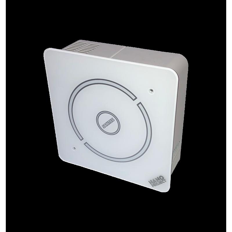 Sterilizační UV čistička s ionizátorem SANITEC TABLE PLUS - bílá