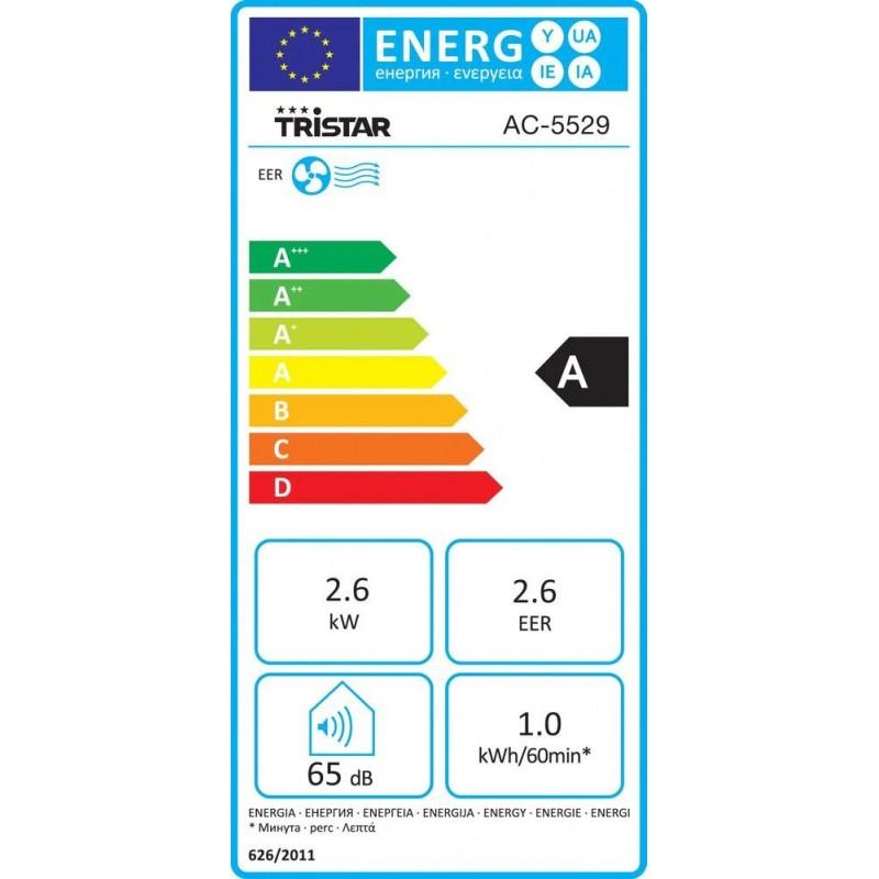 Mobilní klimatizace Tristar AC-5529