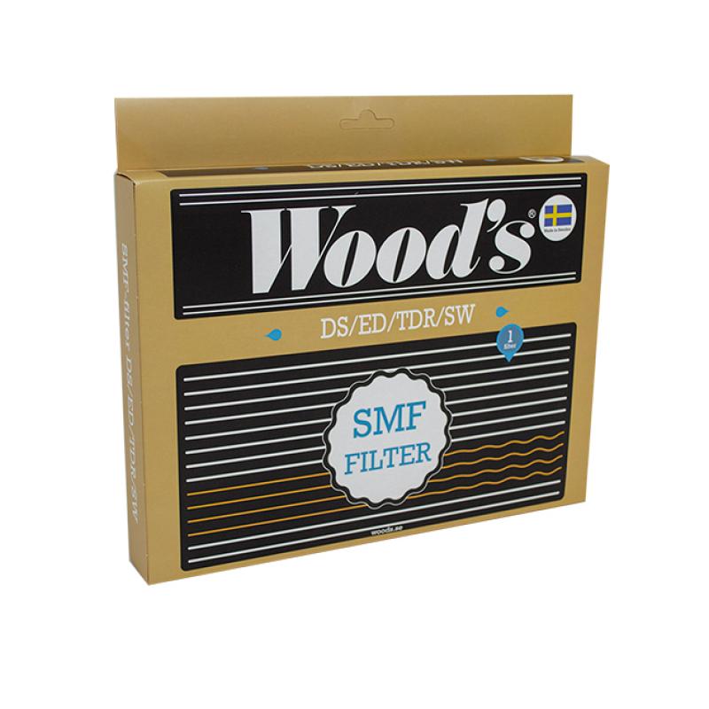 Náhradní SMF filtr k odvlhčovači Woods SW59FW