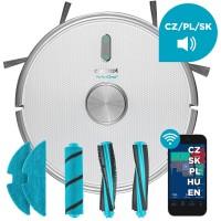 Robotický vysavač Concept 2v1 PERFECT CLEAN LASER VR3120