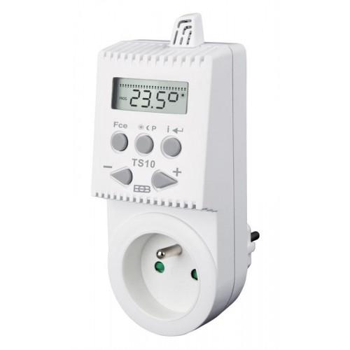Zásuvkový termostat Thermowell TS 10