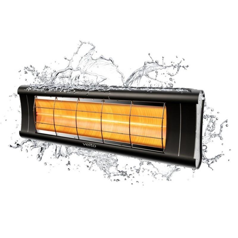 Karbonový infrazářič Veito AERO