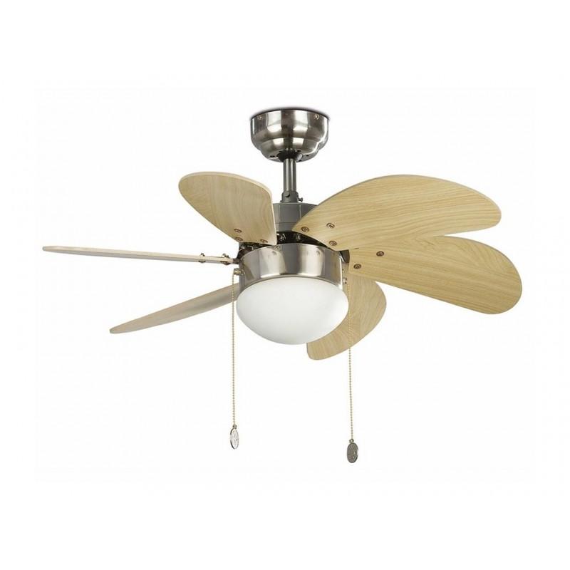 Stropní ventilátor FARO PALAO - javor