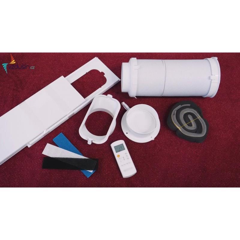 Mobilní klimatizace Olimpia Splendid Compact 10P - Rozbaleno