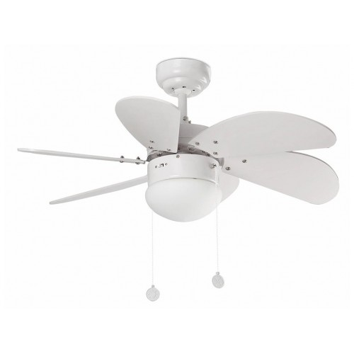 Stropní ventilátor FARO PALAO - bílý