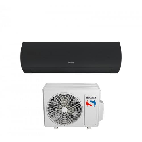 Klimatizace Sinclair TERREL SIH + SOH-09BIT - černá