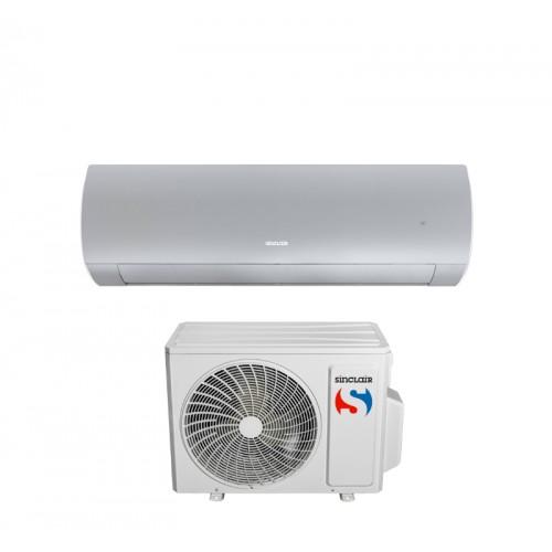 Klimatizace Sinclair TERREL SIH + SOH-09BIT - stříbrná