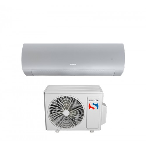 Klimatizace Sinclair TERREL SIH + SOH-18BIT - stříbrná