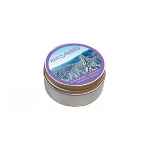 Aroma gel Stylies - Verbena/zázvor