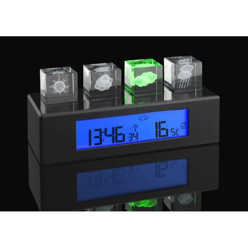 Meteostanice TFA 35.1110 CRYSTAL CUBE