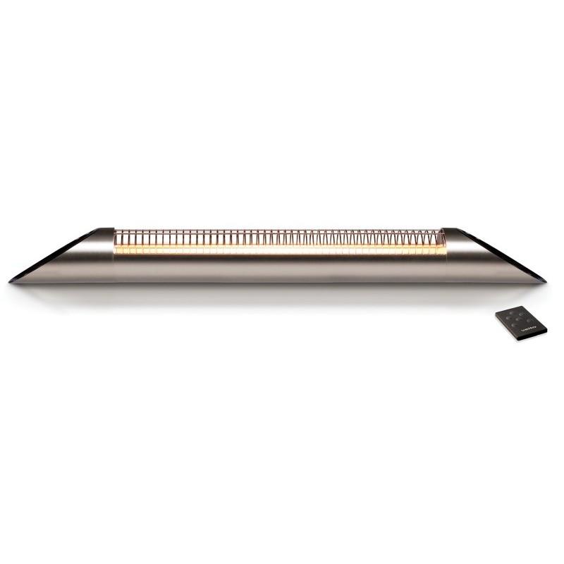 Karbonový zářič Veito Blade silver