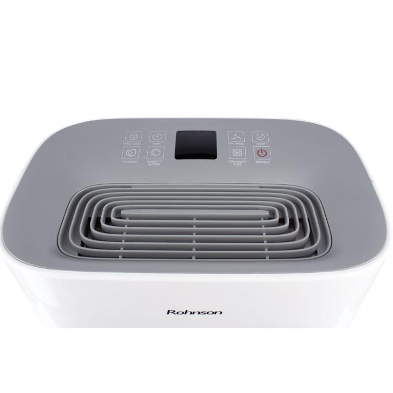 Odvlhčovač Rohnson R-9816 Ionic + Air Purifier - Rozbaleno