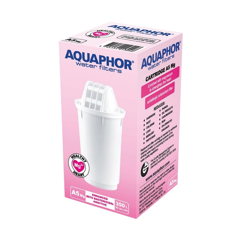 Filtr do konvice AQUAPHOR A5 Mg2+