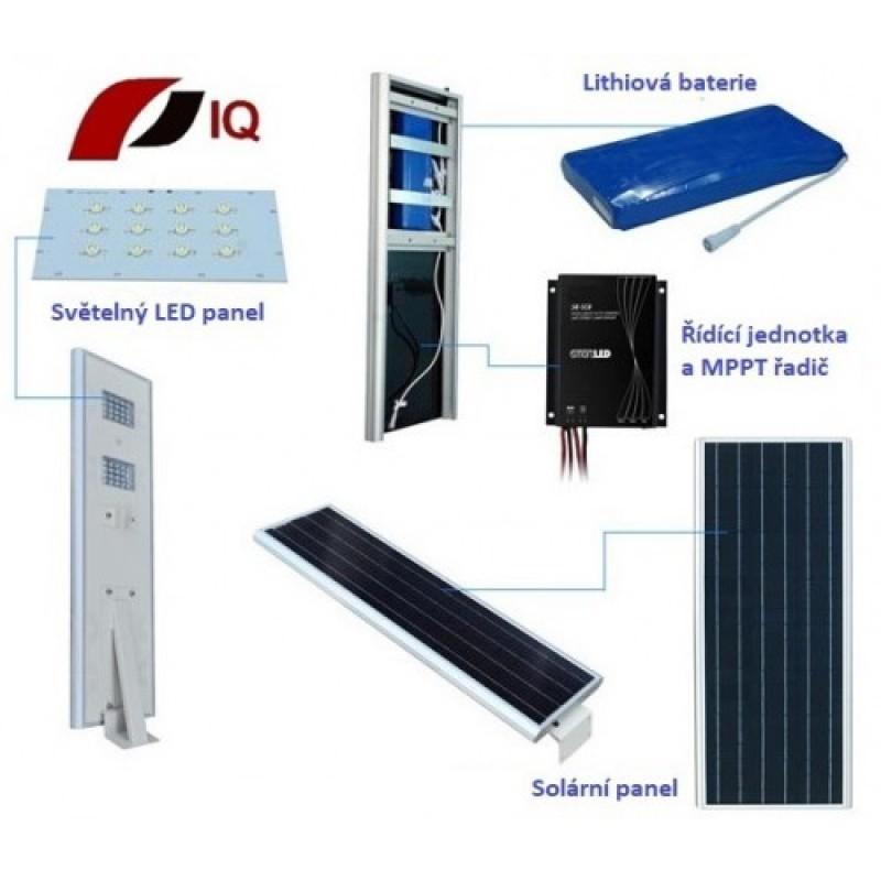 Solární svítidlo Thermowell IQ-ISSL 15 POWER plus