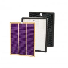 Náhradní filtry pro čističku Rohnson R-9500 R-9500FSET