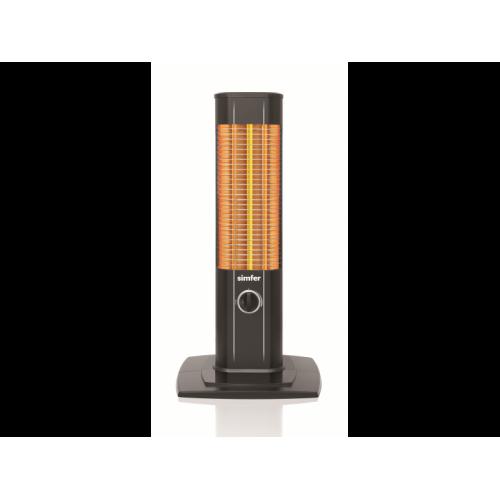 Karbonový infrazářič Simfer S1250WTB CT