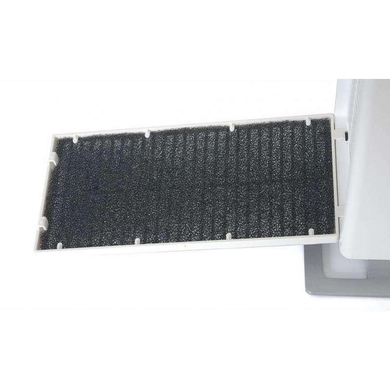Keramické topidlo StadlerForm ANNA - černá