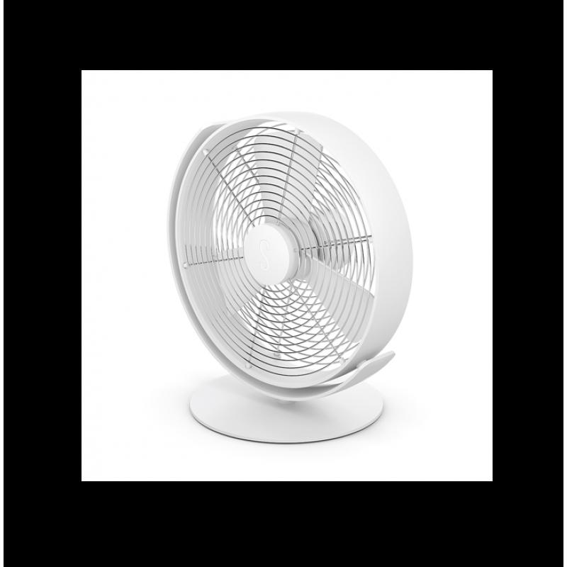 Stolní ventilátor Stadler Form TIM - bílý Recenze