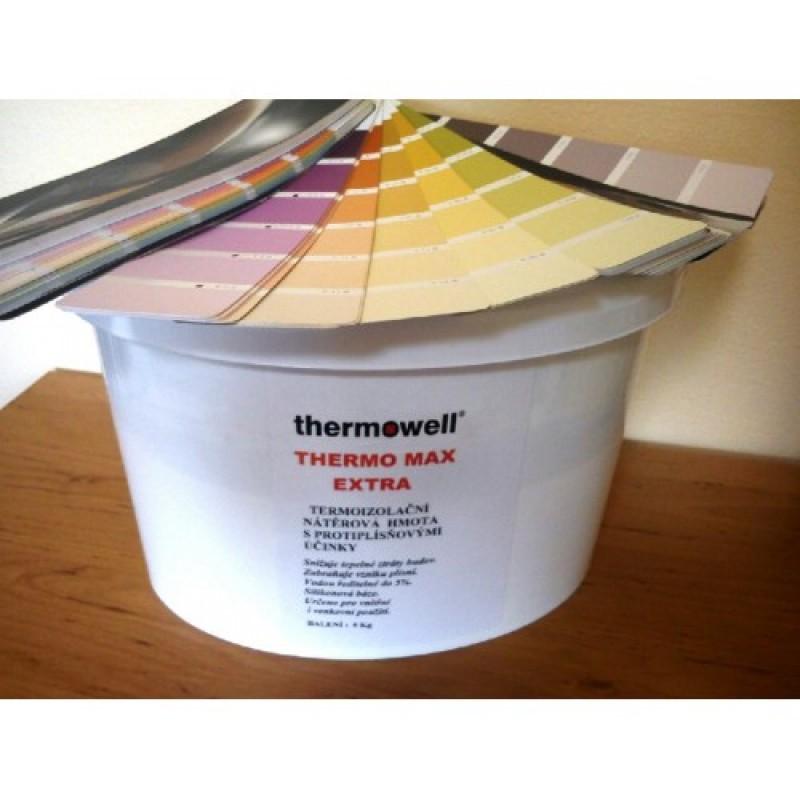 Termoizolační nátěr Thermowell THERMOMAX EXTRA 18kg