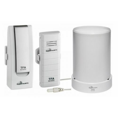 WEATHERHUB č.4 - bezdrátový monitor klimatu TFA 31.4004.02