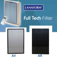 HEPA + uhlíkový filtr k Lanaform Full Tech Filter