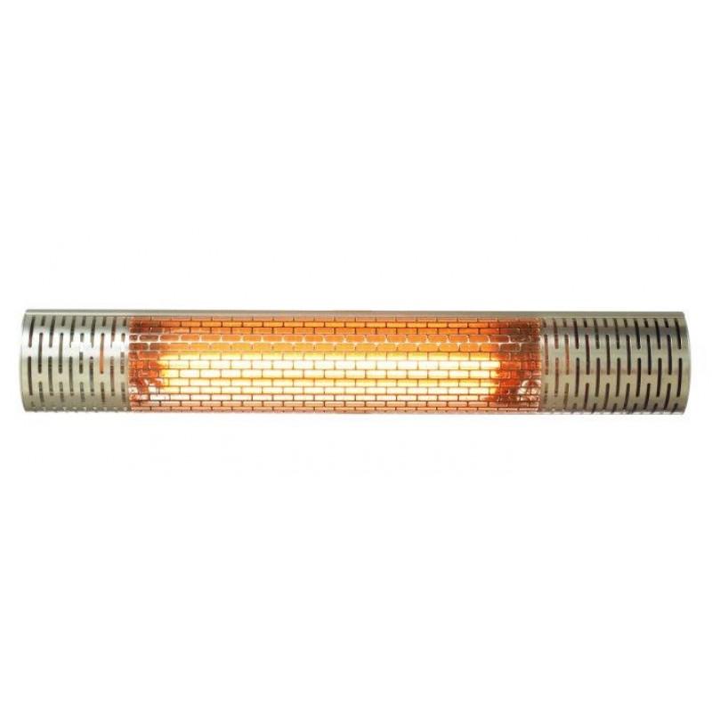 Karbonový infrazářič IQ-STAR M silver