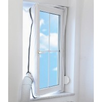 Izolace do okna pro mobilní klimatizace