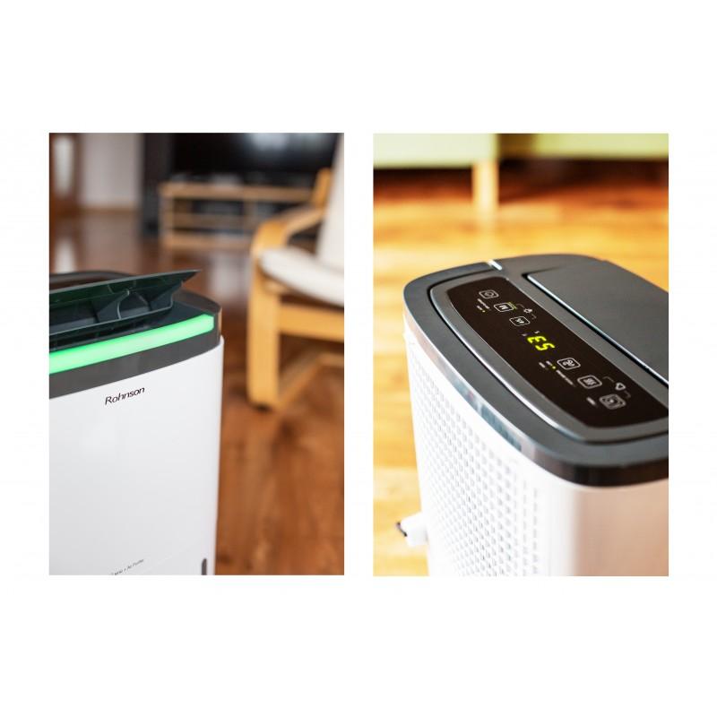 Odvlhčovač Rohnson R-9630 Ionic + Air Purifier