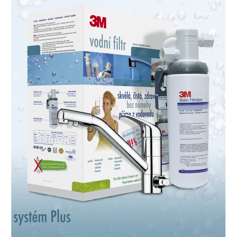 Sada pro vodní filtraci 3M Premium plus MILA