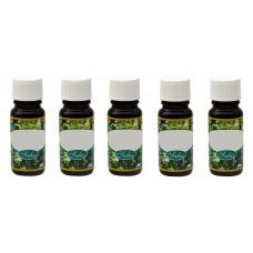 Sada 5ks esenciálních olejů