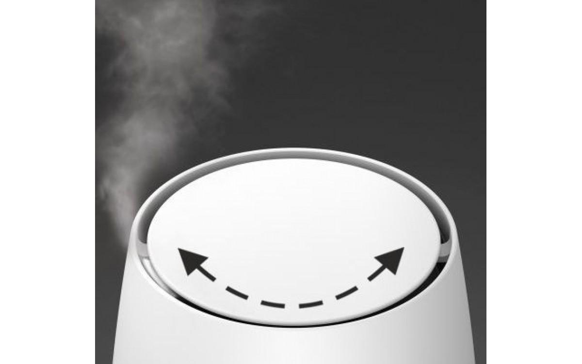 Podpořte cirkulaci vzduchu vhodným zvlhčovačem