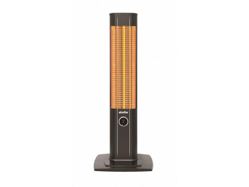 Levně Karbonový infrazářič Simfer S1860WTB UK