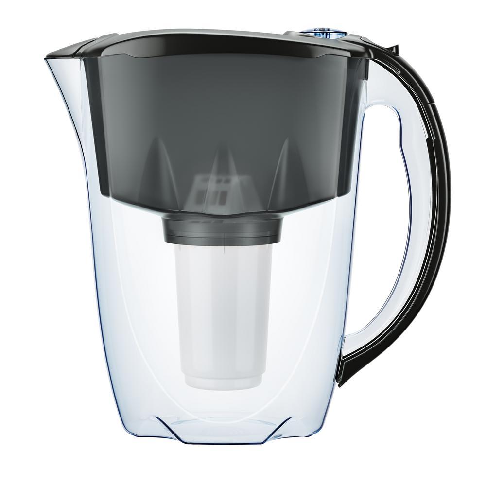 Filtrační konvice Aquaphor Prestiž černá