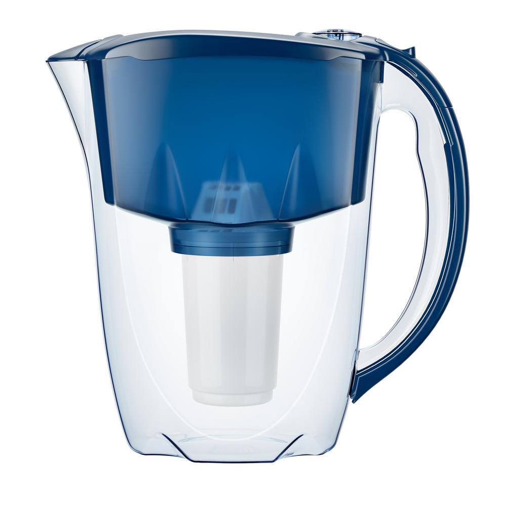 Filtrační konvice Aquaphor Prestiž Tmavě modrá