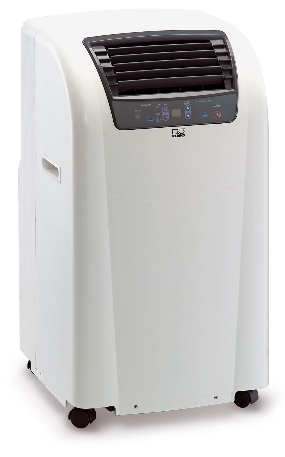 Mobilní klimatizace REMKO RKL300 bílá + Prodloužená záruka 3 roky + ZDARMA SERVIS bez starostí