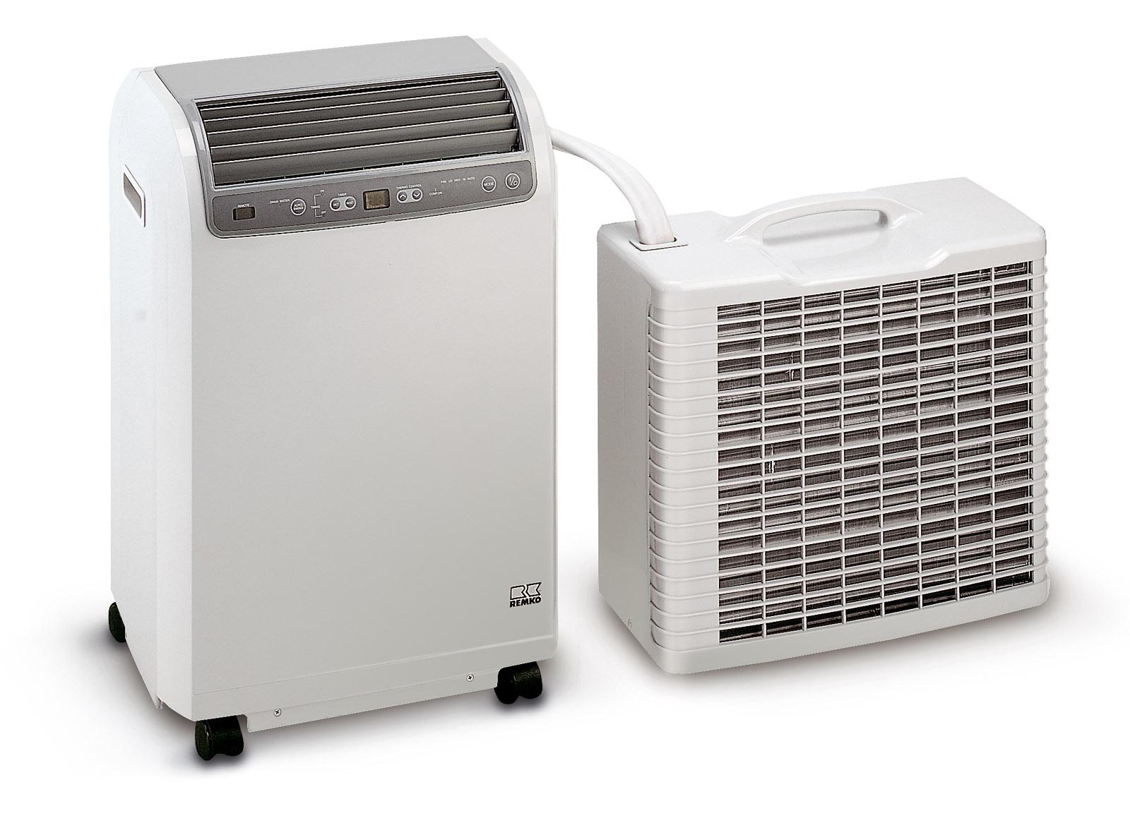 Mobilní klimatizace REMKO RKL491DC bílá + Prodloužená záruka 3 roky + ZDARMA SERVIS bez starostí