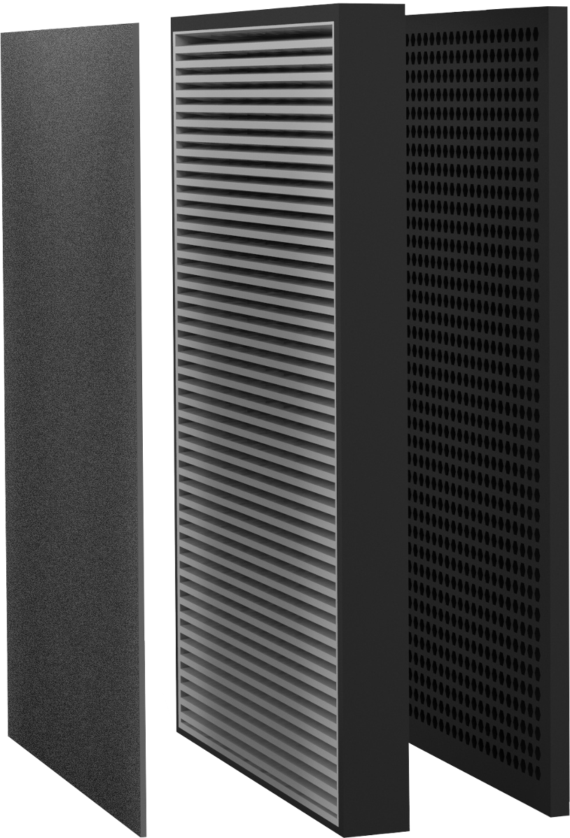 Levně Náhradní sada filtrů pro SP-45A