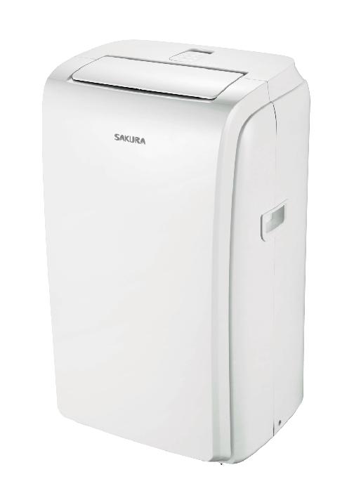 Mobilní klimatizace Sakura STAC 12 CPB/K + Prodloužená záruka 3 roky + ZDARMA SERVIS bez starostí SAKURA